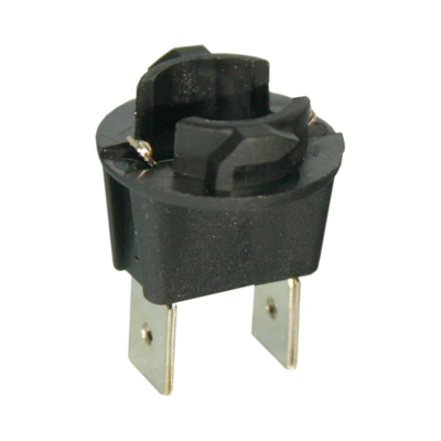 T-3 1/4 Wedge Base Socket with Terminal
