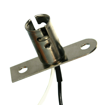 T-3 1/4 Miniature Bayonet Socket with Leads
