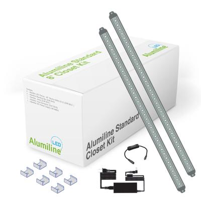 Alumiline 8' Closet Kit - Cool White