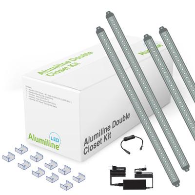 Alumiline 14' Closet Kit - Warm White