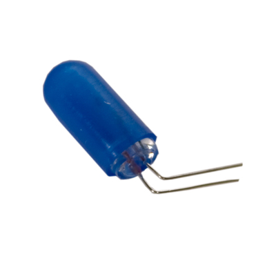 T-1 1/2 Wire Terminal Lamp - GM Blue Filter