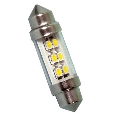 12-24V LED Festoon Lamp - Cool White