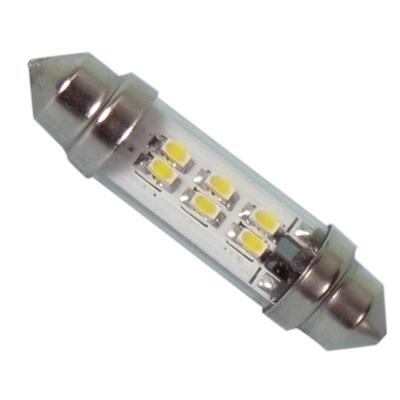 12-24V Festoon LED - Neutral White - LE-0909-14NW