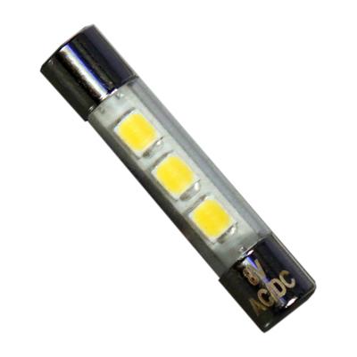 T-2 (3AG) 8V LED Fuse Lamp