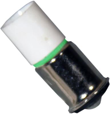 T-1 3/4 Flange Base LED 24V Green