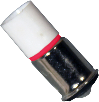 T-1 3/4 Flange Base LED 24V Red