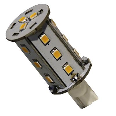 T-3 1/4 Wedge Base Multi-Chip LED - Warm White