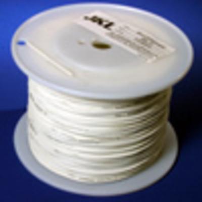 5 Kv White High Voltage Wire 1000 ft. Reel