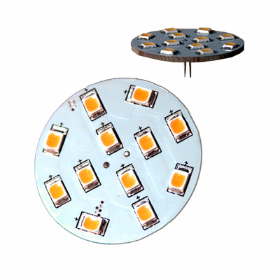 G-4 12 Chip LED Warm White Low Voltage