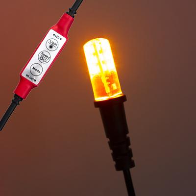 Ember Orange Flicker LED Kit
