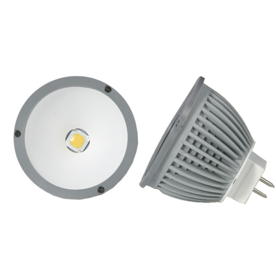 LED MR16 6400 K White 12V 60 Degree  Beam Angle