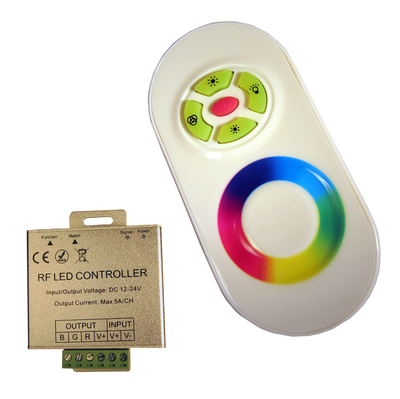 LED RGB Wireless Remote Controller