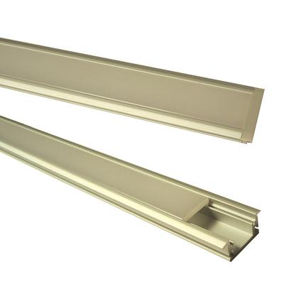 Recessed Aluminum LED Channel