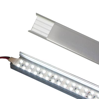 Alumiline LED Channel Rail Double-Wide