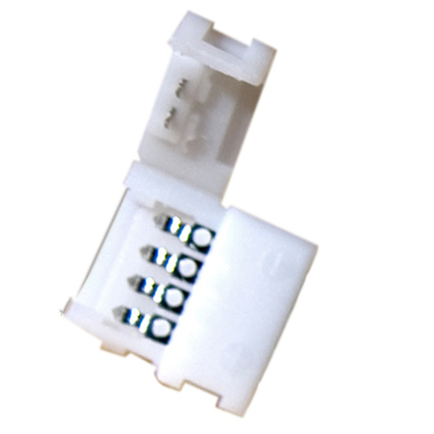 ZFS RGB LED Ribbon Solderless Connector -10mm