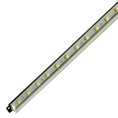 Alumiline Slim LED Cool White 310mm length 16.7mm Pitch
