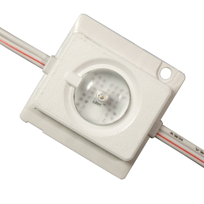 Square LED 165-degree Wide Beam LED Channel Module