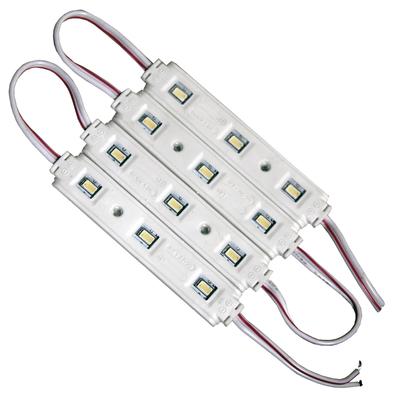 12VDC 3-LED Channel Light - Cool White